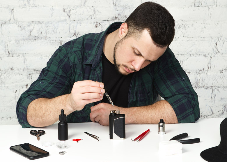 E-cigarettes-DIY
